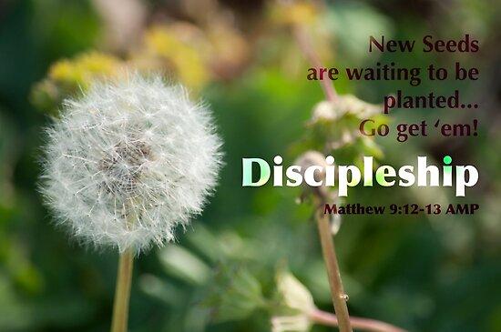 Discipleship by ellokingdom