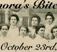 Lenora's Bitches Sticker