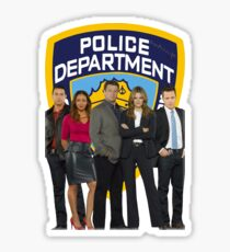 12th Precinct Team Sticker