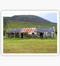The Barns Of Urris.................................Ireland Sticker