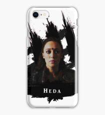 Heda - The 100 iPhone Case/Skin