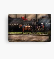 You got to love Lancaster Canvas Print