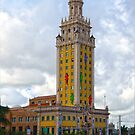 Miami: Freedom Tower by Kasia-D