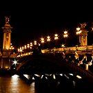 Pont Alexandre 3 by Mathieu Longvert