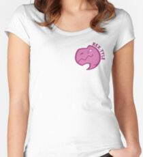 Rex-tyle Women's Fitted Scoop T-Shirt
