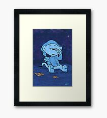 Ferald Crying Framed Print
