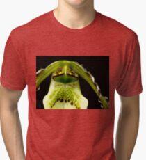 Captain Trips - Orchid Alien Discovery Tri-blend T-Shirt