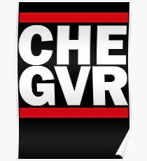 Che Guevara / Run Dmc Poster