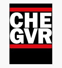 Che Guevara / Run Dmc Photographic Print