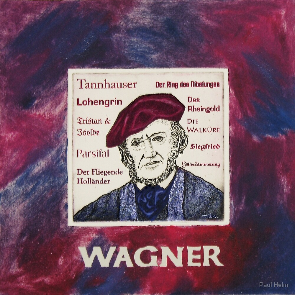 WAGNER by Paul Helm