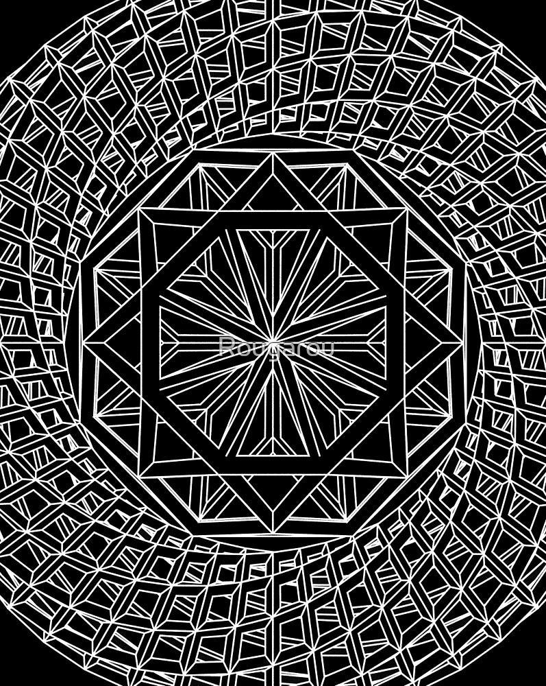 Spinning Torus  by Rougarou