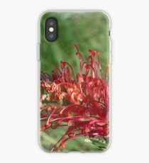 Red Blooms Los Angeles iPhone Case