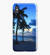 Cayman Palms iPhone Case