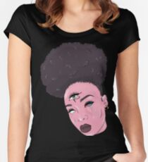 Active Women's Fitted Scoop T-Shirt