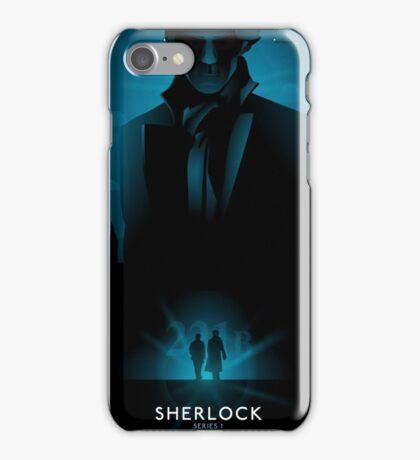 Sherlock Series 1 iPhone Case/Skin