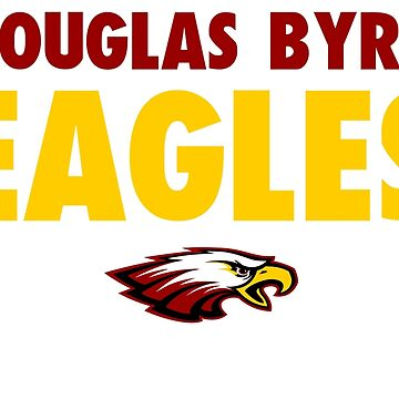 Douglas Byrd Eagles 1976 by 910PrepApparel