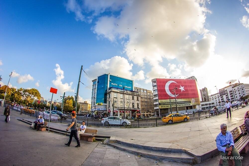 Sirkeci, Istanbul, Turkey by laurarose