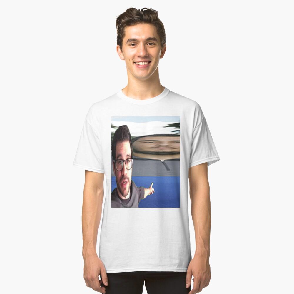 BerlinBurrito Classic T-Shirt Front