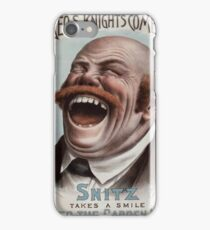 Performing Arts Posters Mr and Mrs Geo S Knights Comedy Co 0308 iPhone Case/Skin
