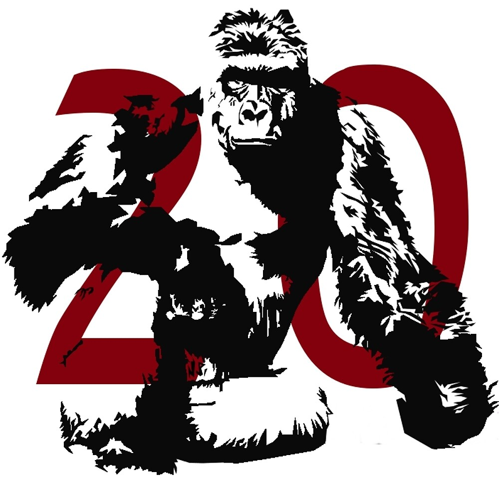 class of 20 loves harambe by painpillow