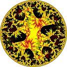 Mandala VI by Rupert Russell