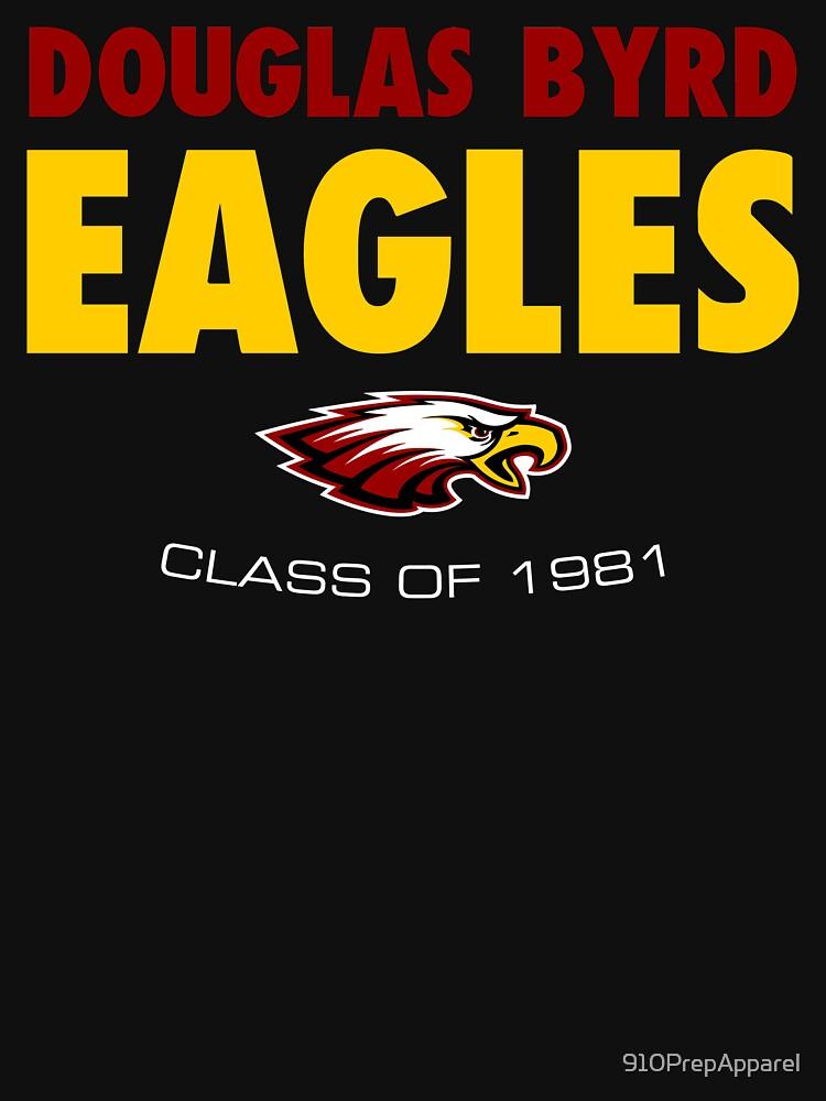 Douglas Byrd Eagles 1981 by 910PrepApparel