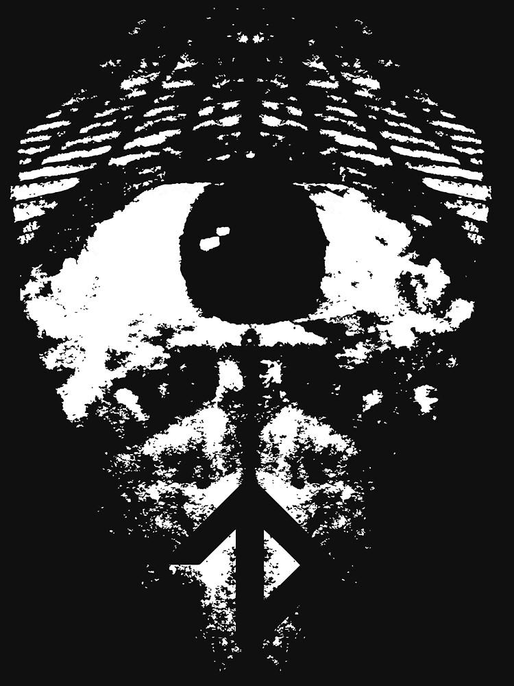 Destroyed Eye by hunchbacktravis