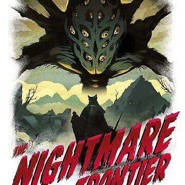 THE NIGHTMARE FRONTIER by crowsmack