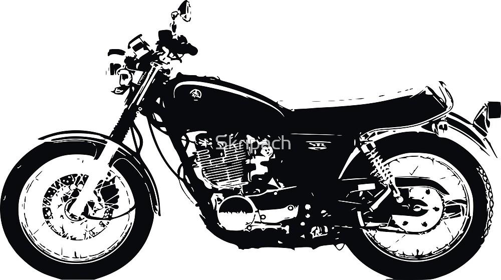Sr 400 black by Skripach