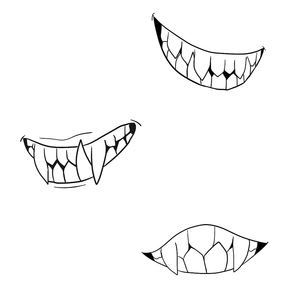 Teeth to Show by thytonic