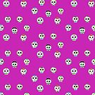 Dia de Los Muertos Sugar Skulls by Sophersgreen