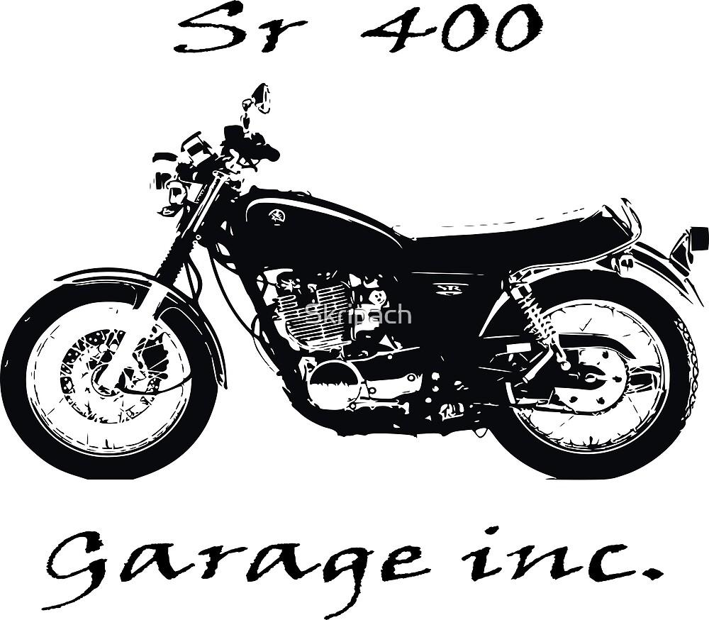 Sr 400 Garage inc. by Skripach