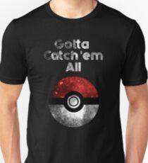 Pokemon Minimalist Nebula Design T-Shirt