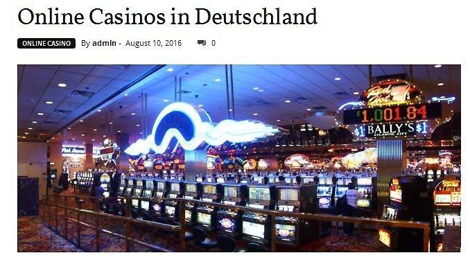 Online Casino in Deutschland finden by eliezerdixter