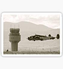 Bucket of Bolts Bomber Aircraft Sticker