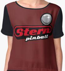 Stern pinball machines Women's Chiffon Top