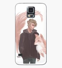 Andrew Minyard - Foxes with Foxes Case/Skin for Samsung Galaxy