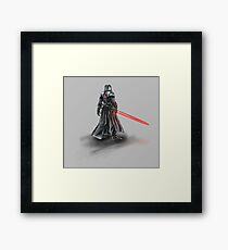 Apprentice to Lord Framed Print