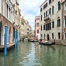 Venice in Summer by heyfrank19
