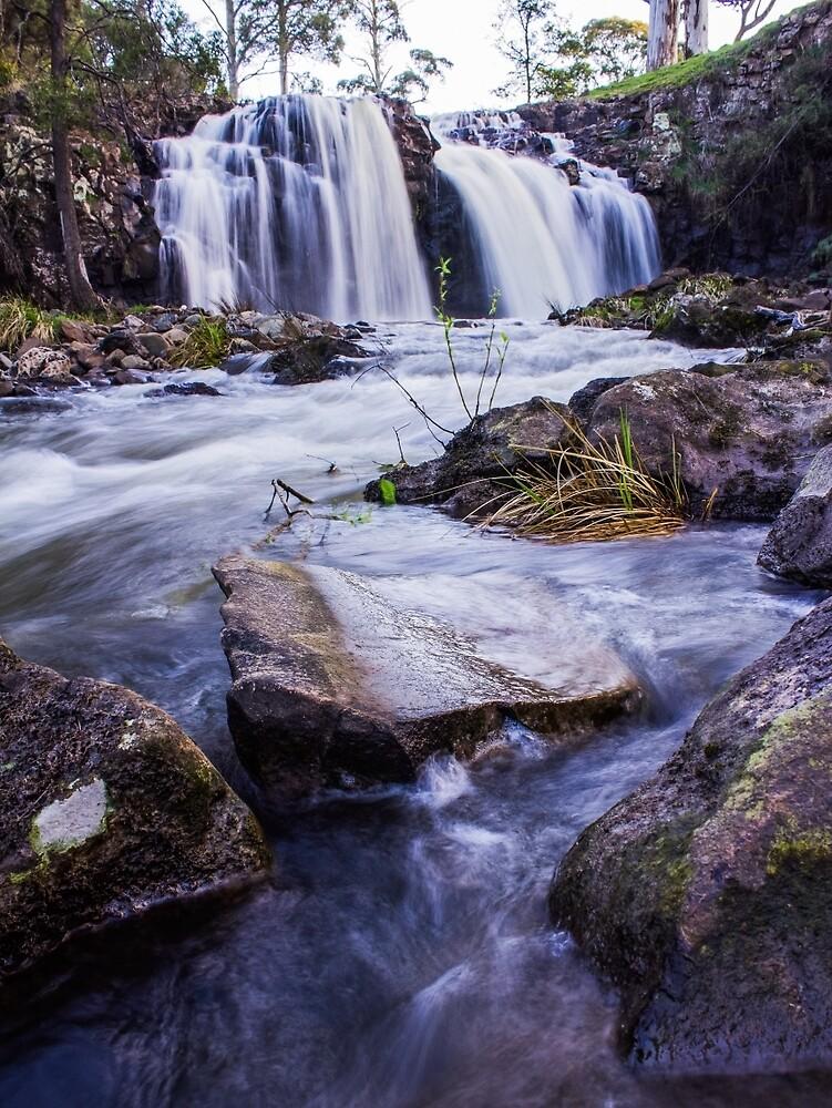 Waterfall Beauty  by Jaicamak