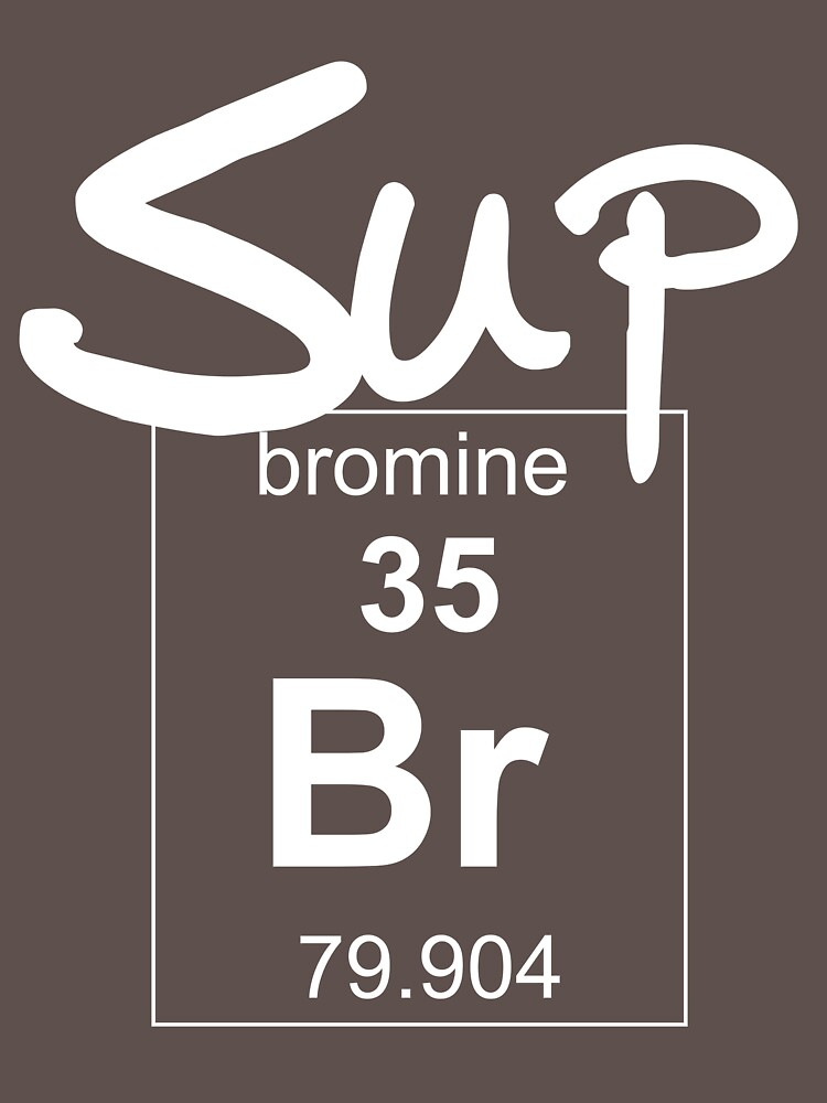 Sup Bromine by trends