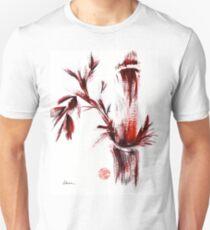 INSPIRIT - Chinese wash painting Unisex T-Shirt