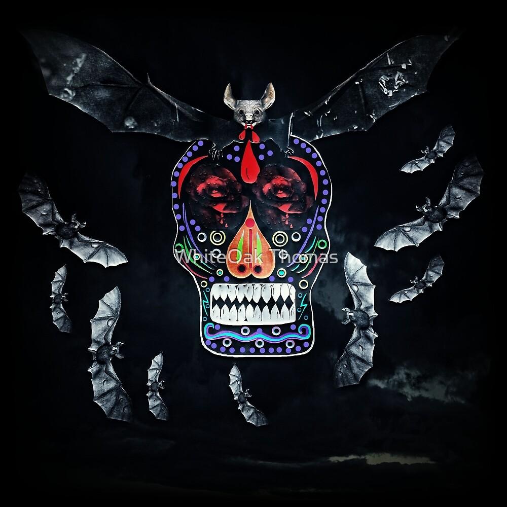 2016 Skull Design by WhiteOak Thomas