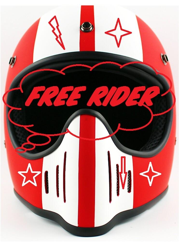 Free Rider by kimetor