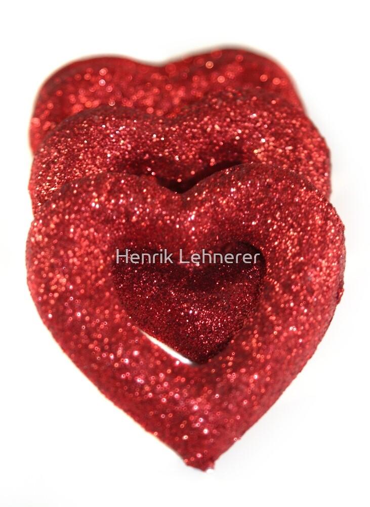 Hearts by Henrik Lehnerer