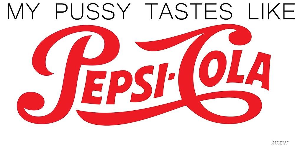 Pepsi Cola by kmcvr