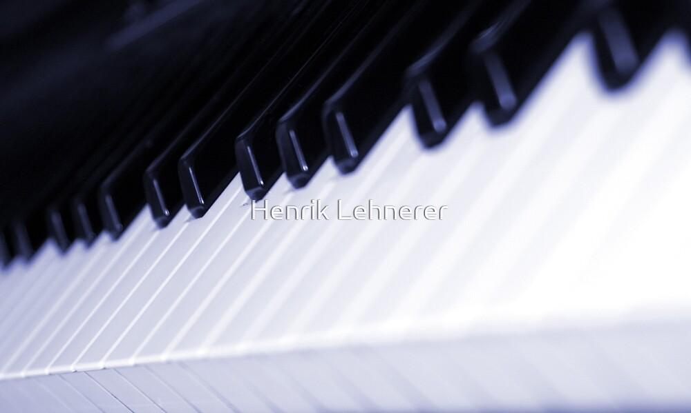 Keyboard by Henrik Lehnerer