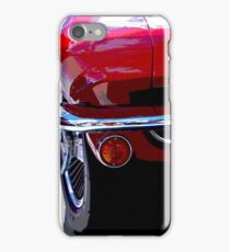 Classic Muscle Car iPhone Case/Skin