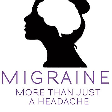 Migraine Awareness- More Than Just A Headache by corgerz