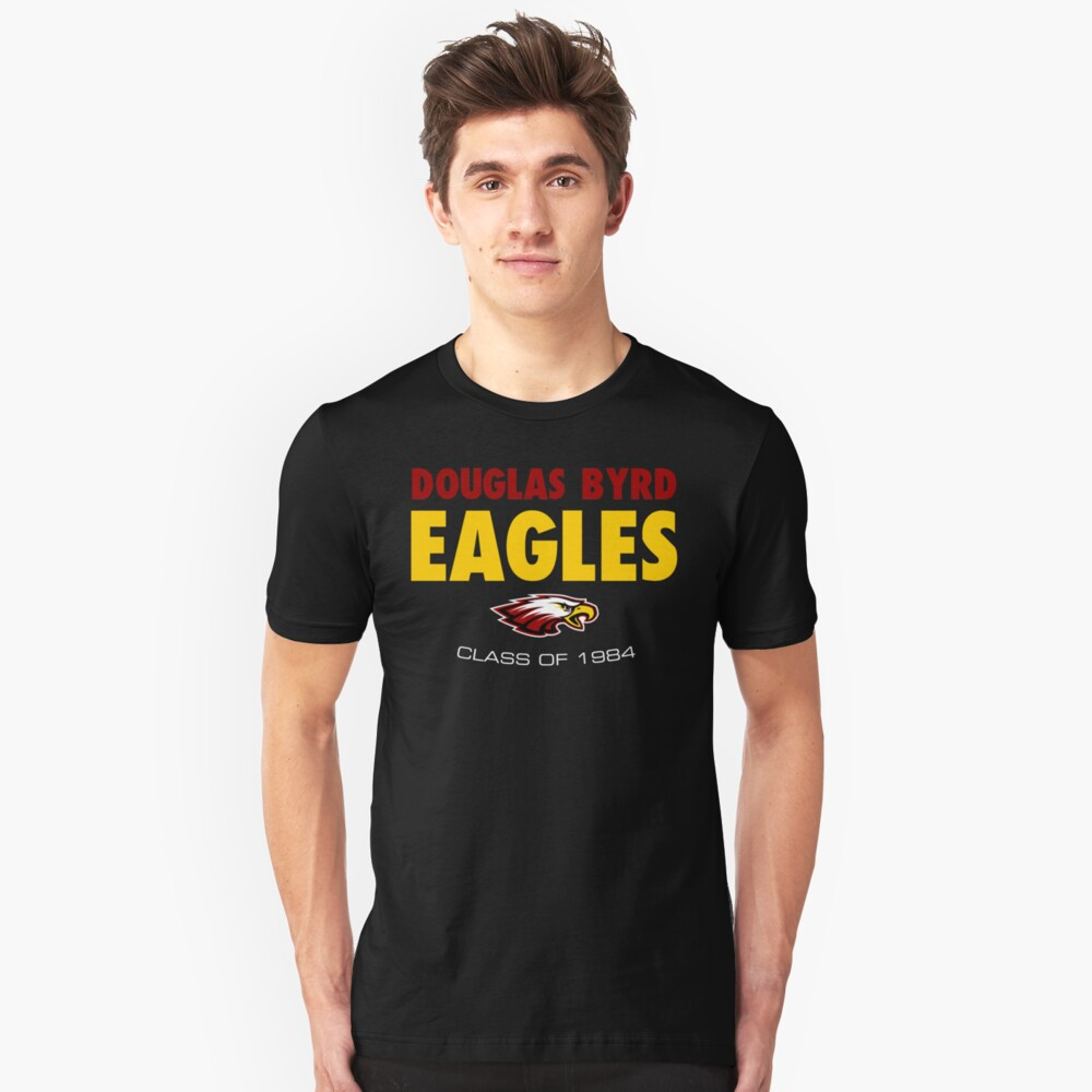 Douglas Byrd Eagles 1984 Unisex T-Shirt Front